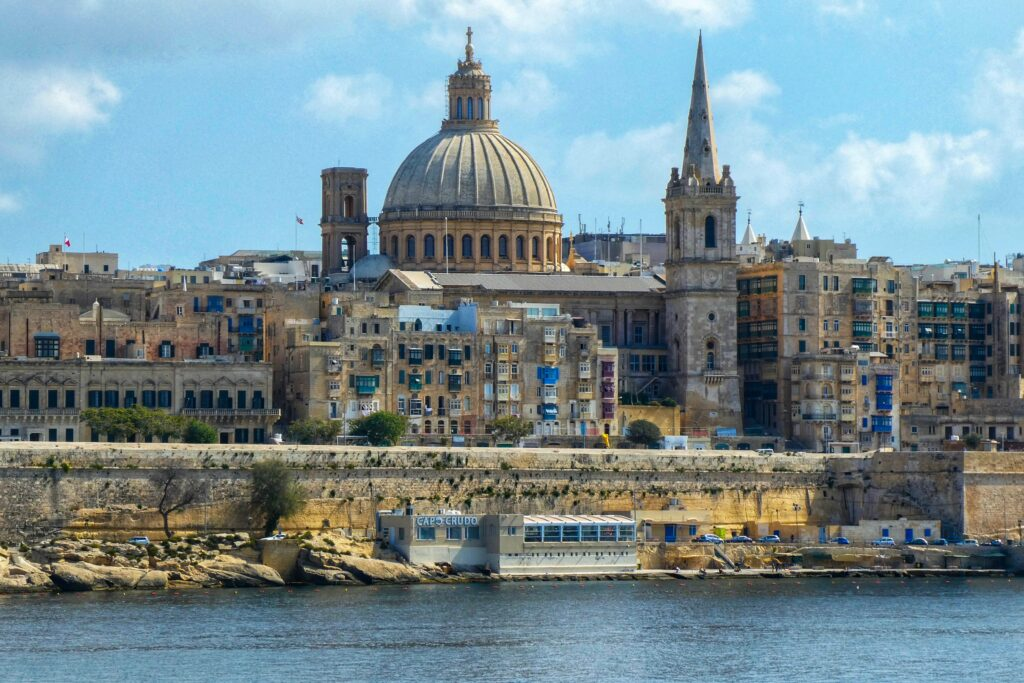 best place to buy property valletta