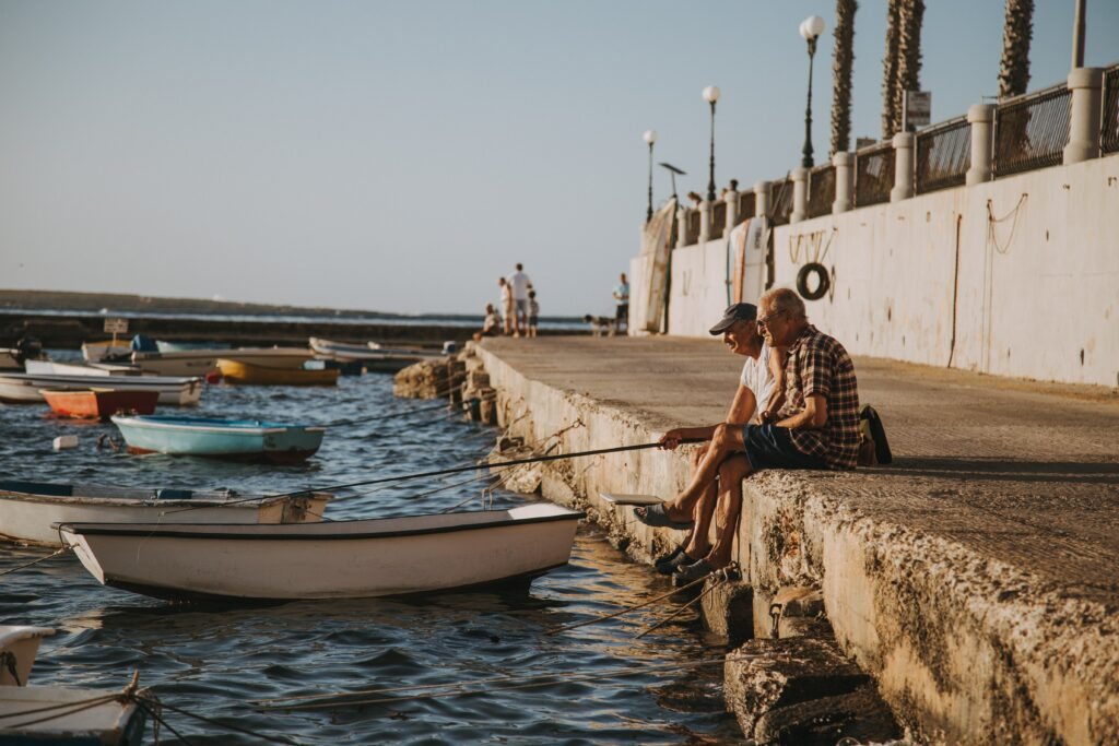 retiring in malta