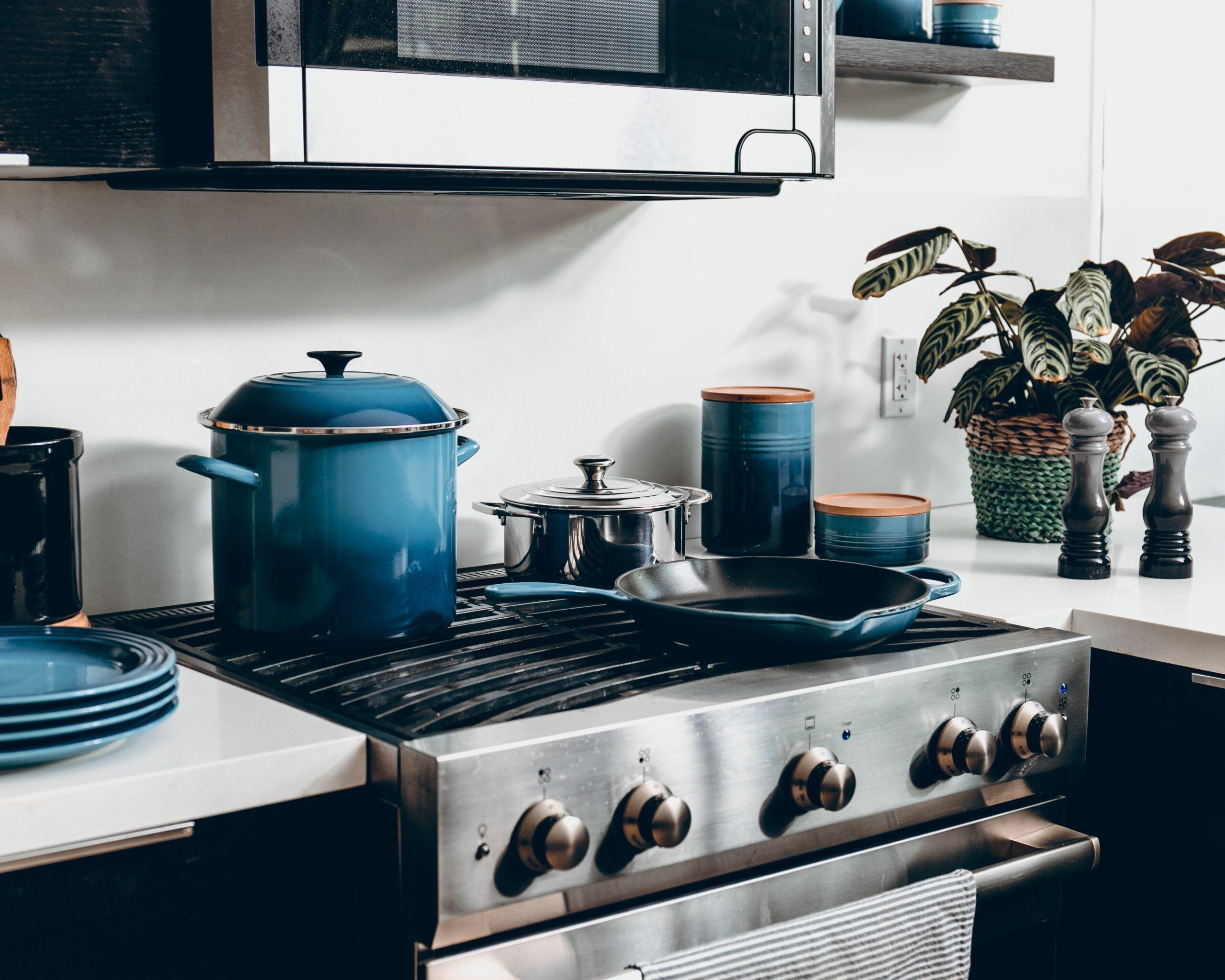 gas cooker appliance