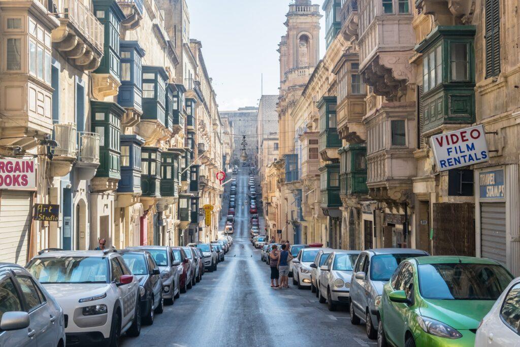 residence programme malta