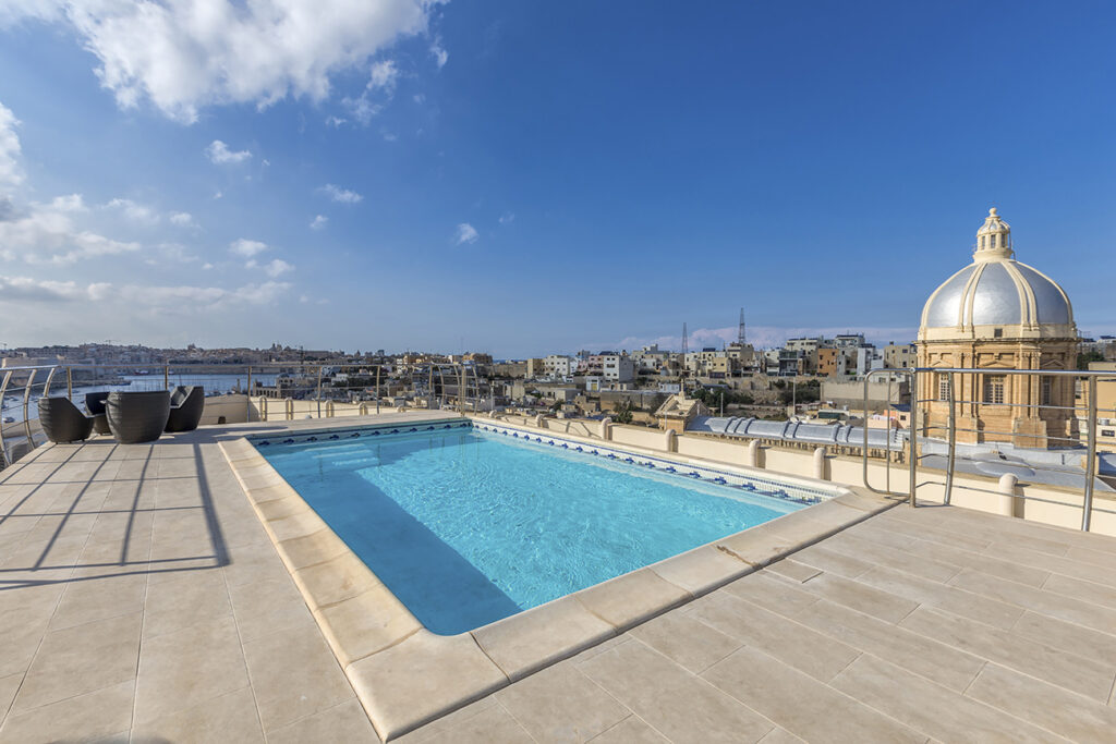 become a resident in malta