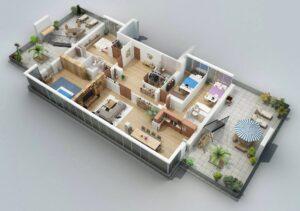 3D-Plans