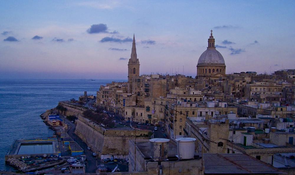 Malta-view
