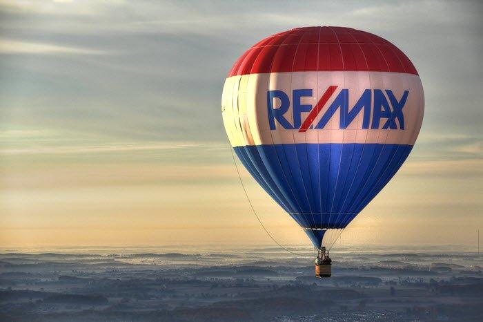 RE/MAX Hot Air Balloon in Malta