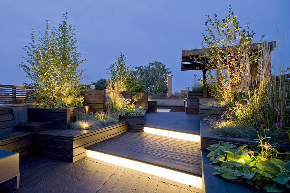 Roof Top Garden Malta
