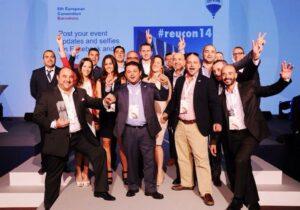 Re/Max Malta team-at Barcelona Conference